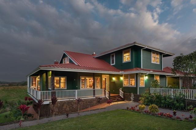47-5330 W West Waikoekoe Ln, Honokaa, HI 96727 (MLS #627044) :: Elite Pacific Properties