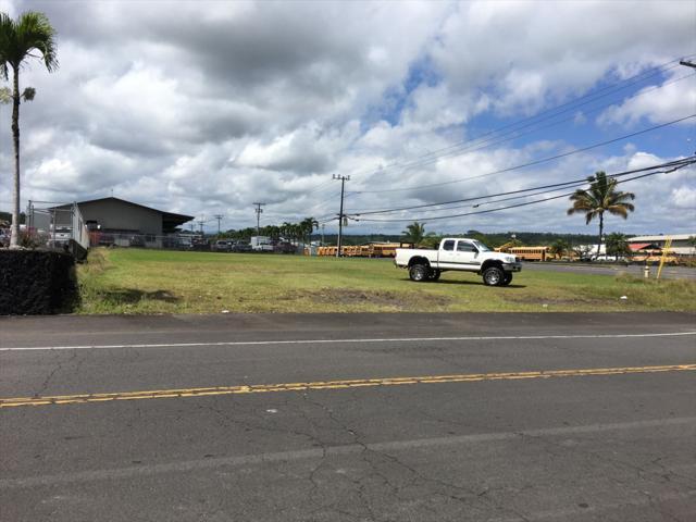 Wiliama Street, Keaau, HI 96749 (MLS #627121) :: Song Real Estate Team/Keller Williams Realty Kauai