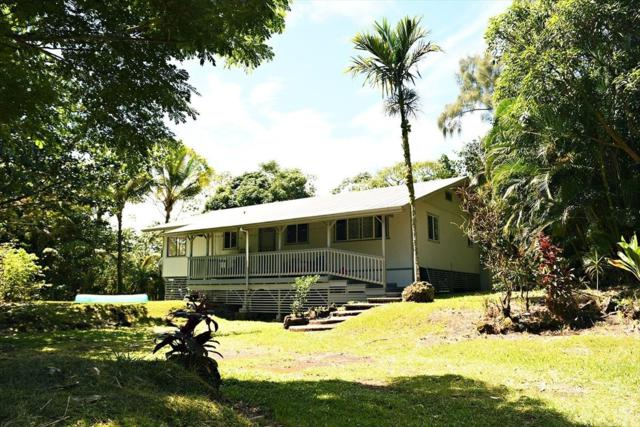 15-1432 13TH AVE, Keaau, HI 96749 (MLS #627145) :: Elite Pacific Properties
