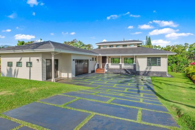 4042 Aloalii Dr, Princeville, HI 96722 (MLS #627147) :: Song Real Estate Team/Keller Williams Realty Kauai