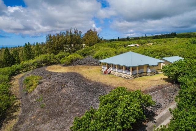 94-6556 Kuamoo Rd, Naalehu, HI 96772 (MLS #627166) :: Song Real Estate Team/Keller Williams Realty Kauai