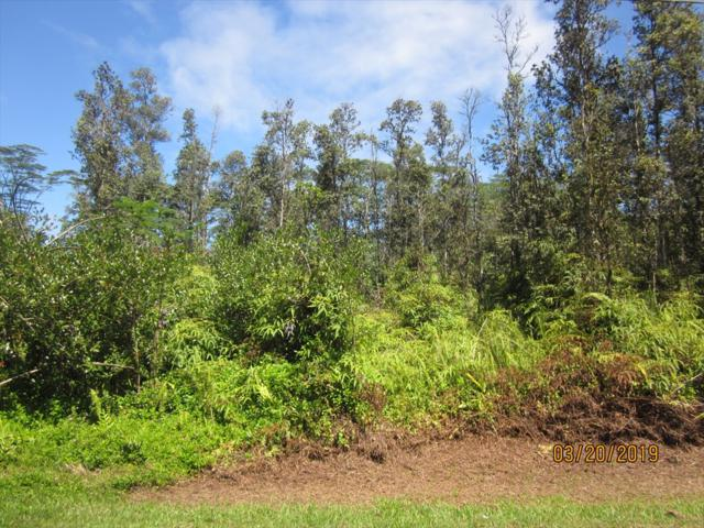 Mauna Kea Rd, Pahoa, HI 96778 (MLS #627175) :: Aloha Kona Realty, Inc.