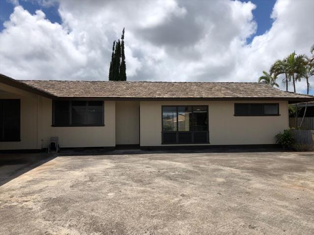 3185 Lalei Pl, Lihue, HI 96766 (MLS #627217) :: Kauai Exclusive Realty