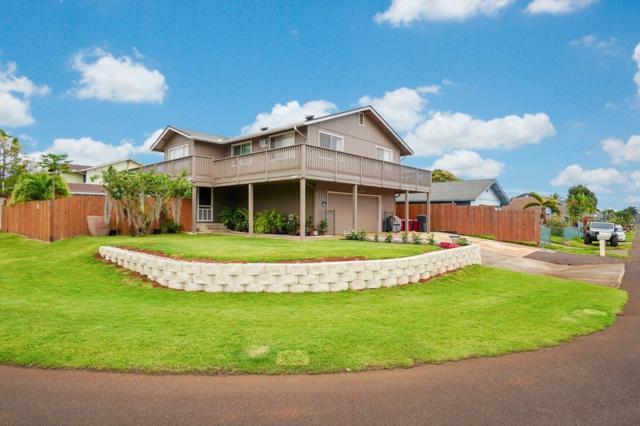 5424 Makaloa St, Kapaa, HI 96746 (MLS #627258) :: Elite Pacific Properties