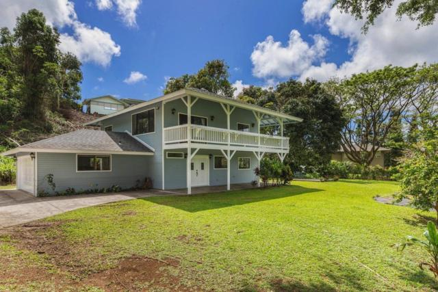 6704-B Kipapa Rd, Kapaa, HI 96746 (MLS #627284) :: Elite Pacific Properties