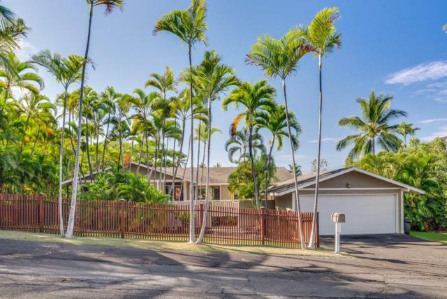 78-292 Manukai St, Kailua-Kona, HI 96740 (MLS #627316) :: Elite Pacific Properties