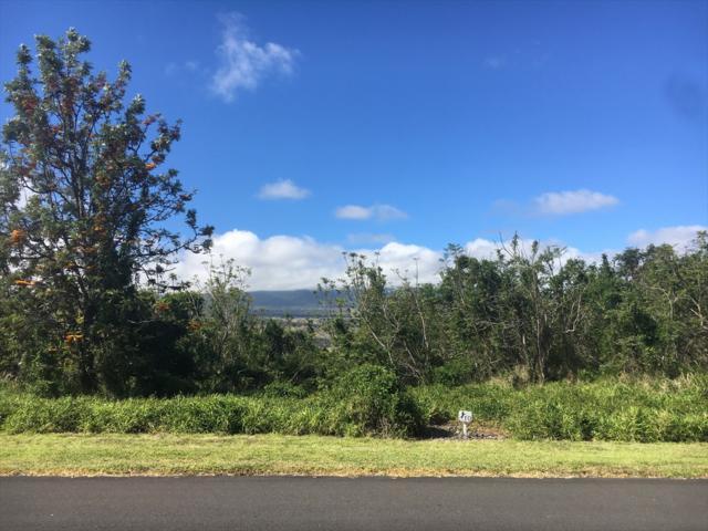 71-1682 Puu Napoo Drive, Kailua-Kona, HI 96740 (MLS #627371) :: Steven Moody