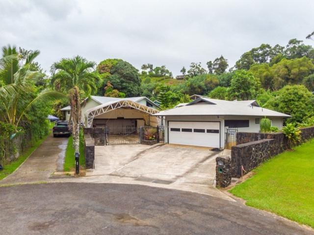 235 Molo St, Kapaa, HI 96746 (MLS #627425) :: Song Real Estate Team/Keller Williams Realty Kauai