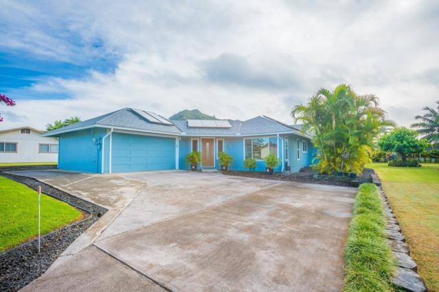 5854 Haaheo Pl, Kapaa, HI 96746 (MLS #627570) :: Kauai Exclusive Realty