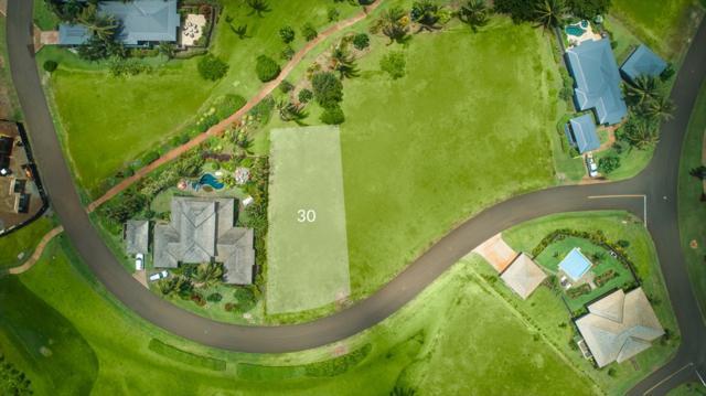 30 Uluwehi St, Koloa, HI 96756 (MLS #627613) :: Aloha Kona Realty, Inc.
