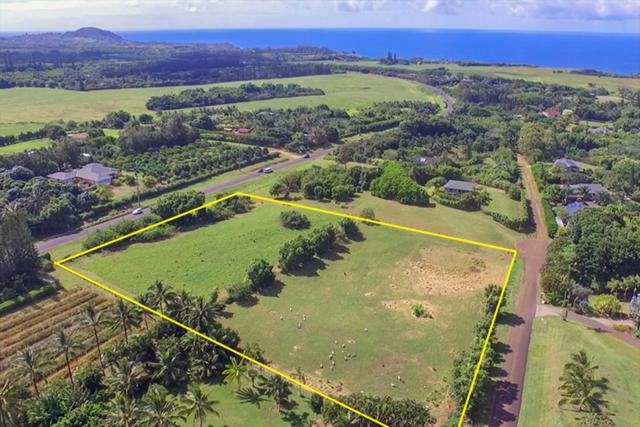 Kapuna Estates Cpr, Kilauea, HI 96754 (MLS #627617) :: Elite Pacific Properties