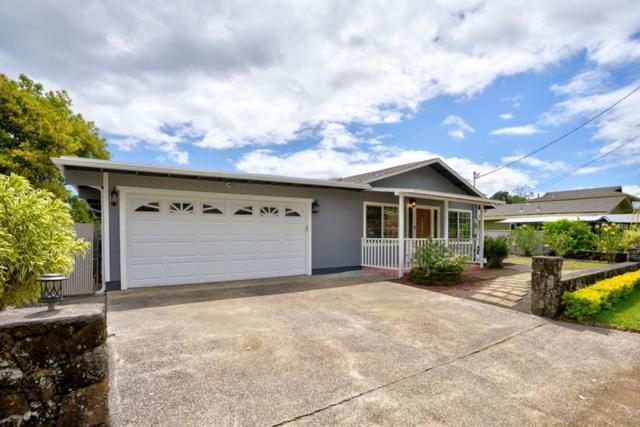 162 Paako St, Kapaa, HI 96746 (MLS #627621) :: Kauai Exclusive Realty