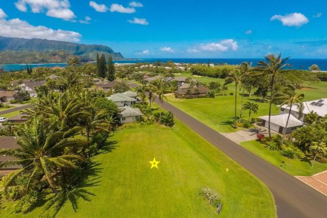 5263 Kekuanaoa Lane, Princeville, HI 96722 (MLS #627650) :: Elite Pacific Properties