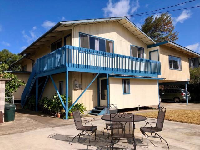 66-1741-B Kawaihae Rd, Kamuela, HI 96743 (MLS #627685) :: Song Real Estate Team/Keller Williams Realty Kauai