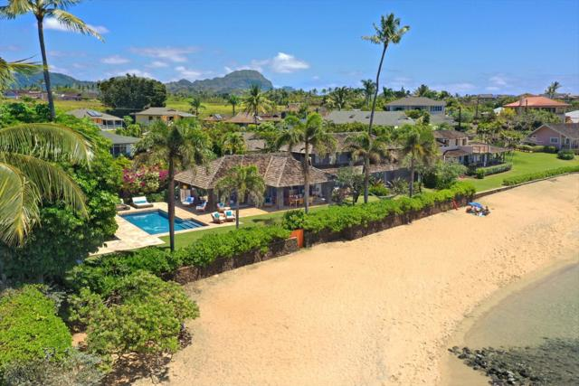 5142 Hoona Rd, Koloa, HI 96756 (MLS #627765) :: Elite Pacific Properties