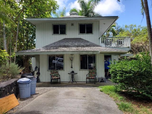 78-6492 Mamalahoa Hwy, Holualoa, HI 96725 (MLS #627813) :: Steven Moody