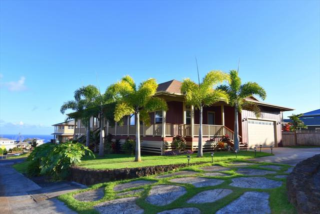 1156 Kaena St, Kalaheo, HI 96741 (MLS #627816) :: Elite Pacific Properties