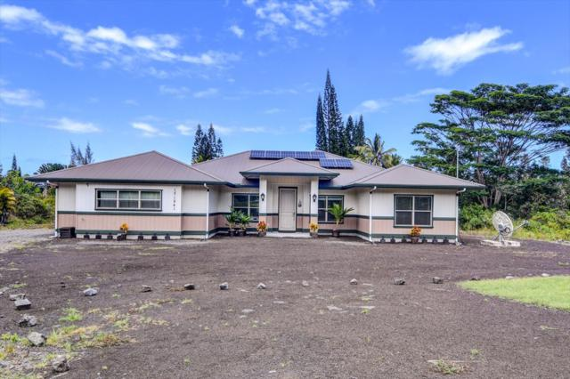 15-1941 4TH AVE, Keaau, HI 96749 (MLS #627837) :: Elite Pacific Properties