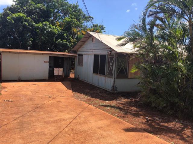 4743 Uliuli Rd, Eleele, HI 96705 (MLS #627844) :: Elite Pacific Properties