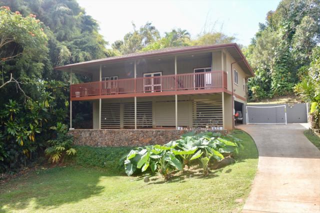 3936-A Waha Rd, Kalaheo, HI 96741 (MLS #627848) :: Elite Pacific Properties