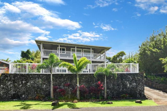 4121 Oni Pl, Kalaheo, HI 96741 (MLS #627860) :: Kauai Exclusive Realty