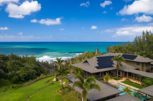 4154 N Waiakalua Street, Kilauea, HI 96754 (MLS #627893) :: Elite Pacific Properties