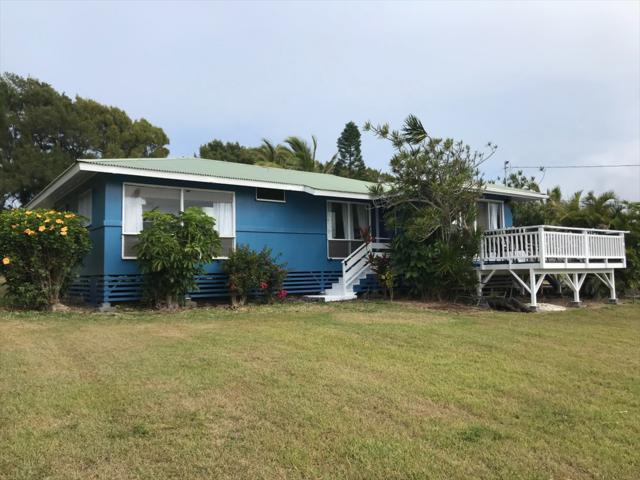 94-5793 Kahiki St, Naalehu, HI 96772 (MLS #627909) :: Song Real Estate Team/Keller Williams Realty Kauai