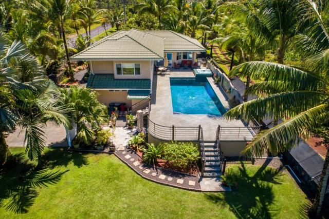 15-1014 Pilikai Rd, Keaau, HI 96749 (MLS #627972) :: Elite Pacific Properties