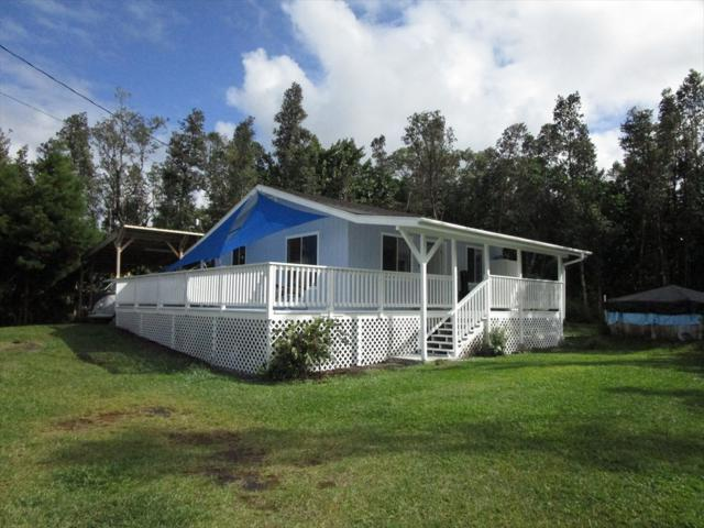 15-1424 9TH AVE, Keaau, HI 96749 (MLS #628043) :: Elite Pacific Properties