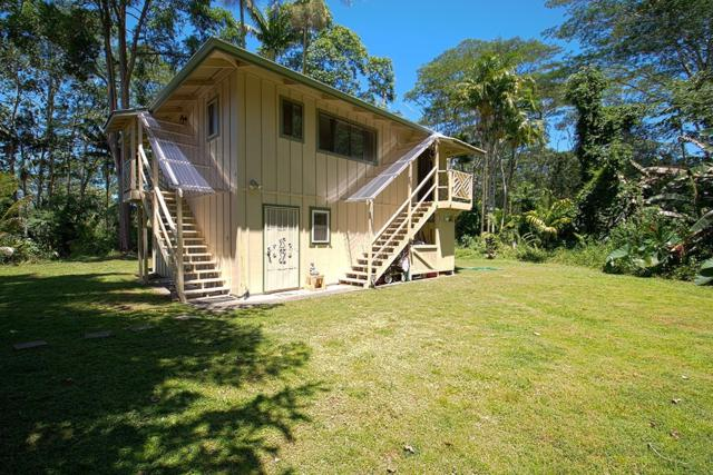 15-2076 12TH AVE, Keaau, HI 96749 (MLS #628045) :: Elite Pacific Properties