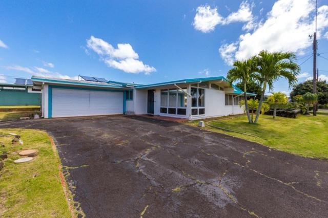 3190 Umi St, Lihue, HI 96766 (MLS #628061) :: Elite Pacific Properties