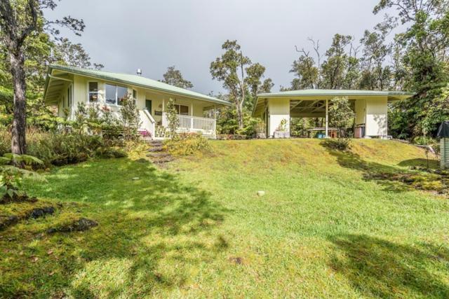 11-3036 Anuhea Pl, Volcano, HI 96785 (MLS #628110) :: Elite Pacific Properties