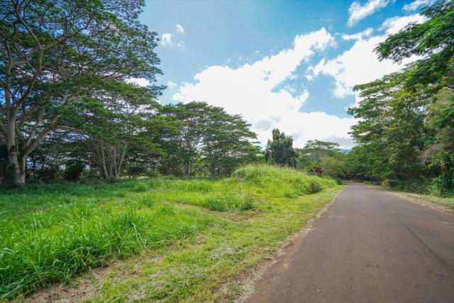 Kulana Pl., Kapaa, HI 96746 (MLS #628146) :: Elite Pacific Properties
