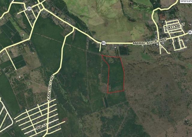 Address Not Published, Naalehu, HI 96772 (MLS #628367) :: Song Real Estate Team/Keller Williams Realty Kauai