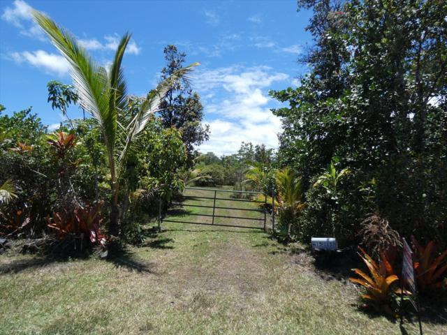 15-1652 4TH AVE, Keaau, HI 96749 (MLS #628370) :: Song Real Estate Team/Keller Williams Realty Kauai