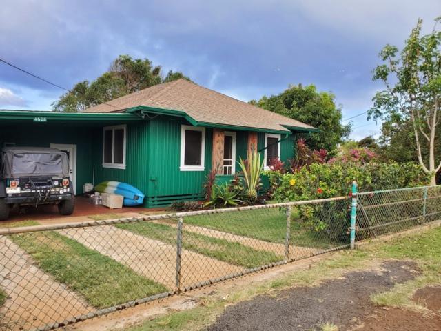 4608 Kaao Rd, Kealia, HI 96751 (MLS #628415) :: Kauai Exclusive Realty