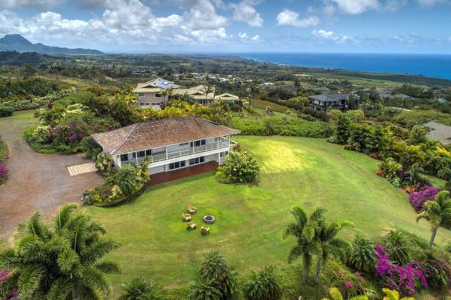 1050-D Puu Rd, Kalaheo, HI 96741 (MLS #628450) :: Elite Pacific Properties