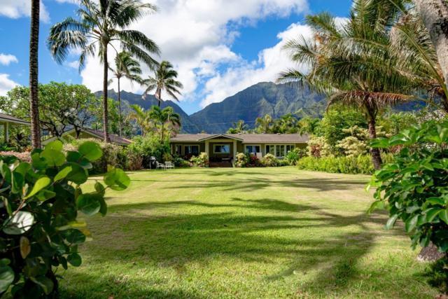 5462 Weke Rd, Hanalei, HI 96714 (MLS #628471) :: Corcoran Pacific Properties