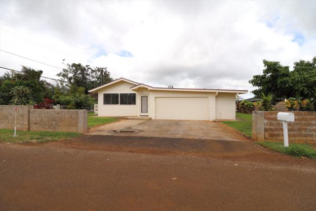 6464 Olu Ln, Kapaa, HI 96746 (MLS #628498) :: Kauai Exclusive Realty