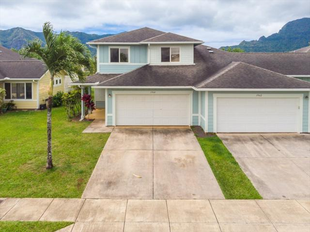 1964 Haleukana St, Lihue, HI 96766 (MLS #628566) :: Kauai Exclusive Realty