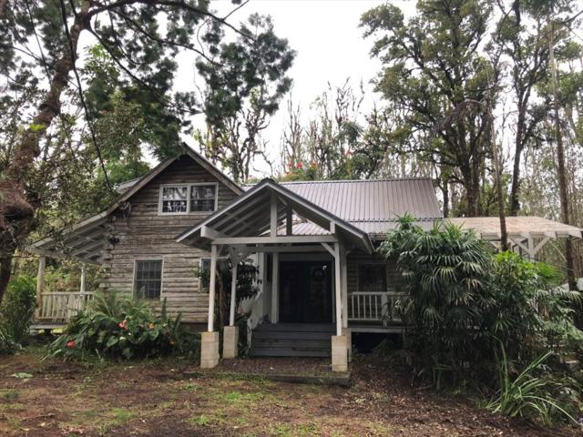 13-1313 Malama St, Pahoa, HI 96778 (MLS #628570) :: Elite Pacific Properties