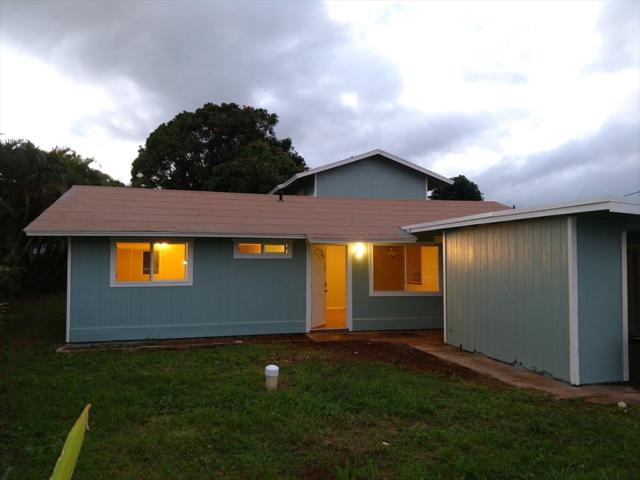 1987 Hulali Lp, Kapaa, HI 96746 (MLS #628599) :: Song Real Estate Team/Keller Williams Realty Kauai