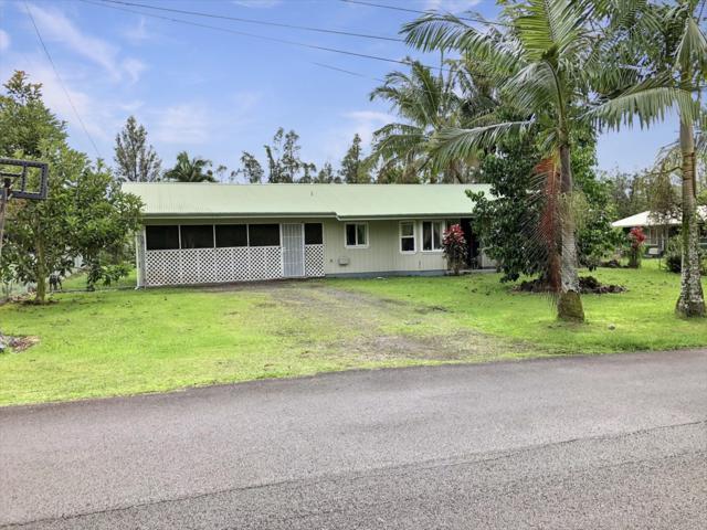 16-2130 King Kamehameha Blvd, Pahoa, HI 96778 (MLS #628622) :: Aloha Kona Realty, Inc.