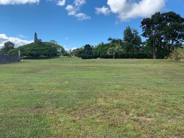 5002 Poke Street, Hilo, HI 96720 (MLS #628675) :: Song Real Estate Team/Keller Williams Realty Kauai
