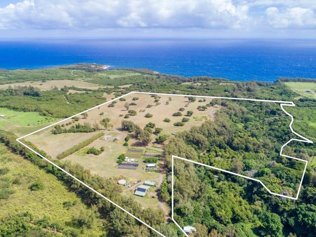 53-4223 Pratt Rd, Kapaau, HI 96755 (MLS #628705) :: LUVA Real Estate