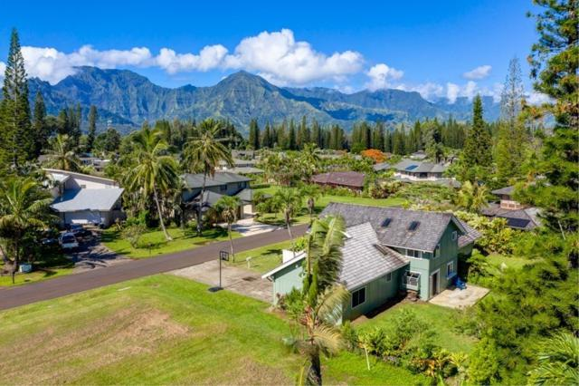 4851 Victoria Lp, Princeville, HI 96722 (MLS #628718) :: Elite Pacific Properties