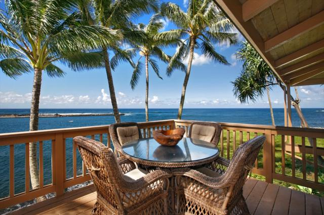 4554 Lawai Beach Rd, Koloa, HI 96756 (MLS #628738) :: Elite Pacific Properties