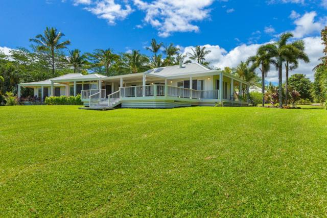 4980 Kahiliholo Rd, Kilauea, HI 96754 (MLS #628748) :: Song Real Estate Team/Keller Williams Realty Kauai