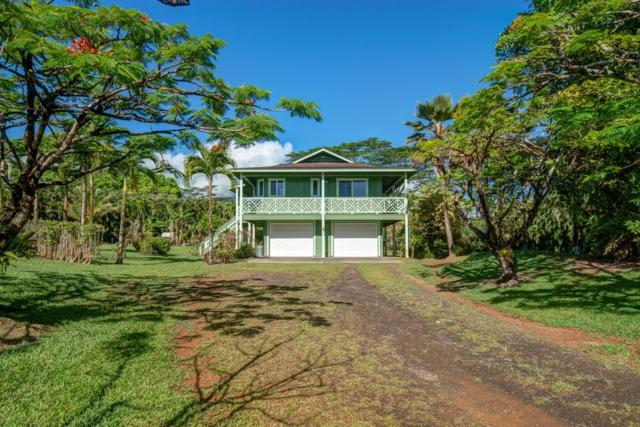 6001 Kahiliholo, Kilauea, HI 96754 (MLS #628762) :: Elite Pacific Properties