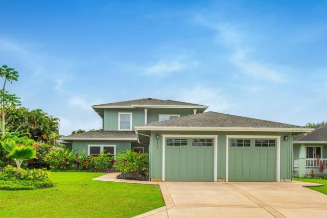 4962 Emmalani Dr, Princeville, HI 96722 (MLS #628768) :: Kauai Exclusive Realty